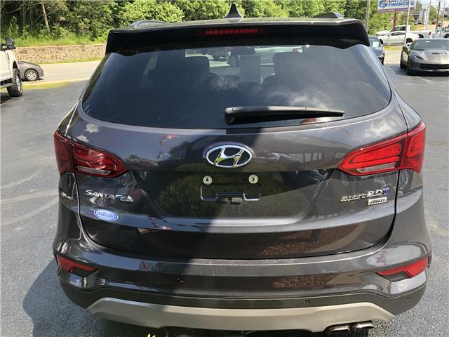 2017 Hyundai Santa Fe Sport 2.0T SE (Stk: 10442) in Lower Sackville - Image 4 of 28