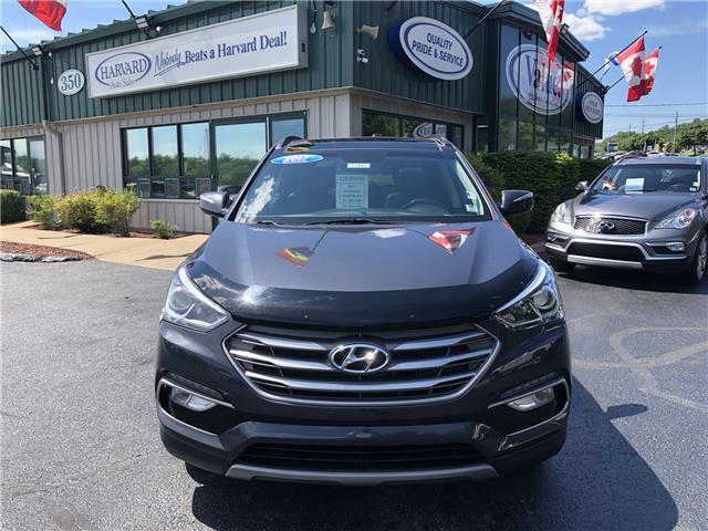 2017 Hyundai Santa Fe Sport 2.0T SE (Stk: 10442) in Lower Sackville - Image 8 of 28