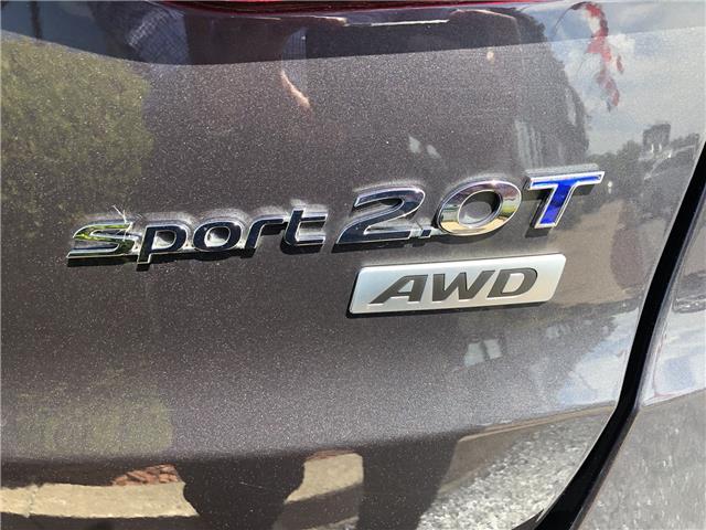 2017 Hyundai Santa Fe Sport 2.0T SE (Stk: 10442) in Lower Sackville - Image 14 of 28