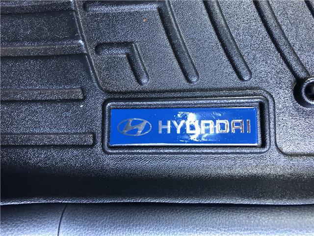 2017 Hyundai Santa Fe Sport 2.0T SE (Stk: 10442) in Lower Sackville - Image 21 of 28