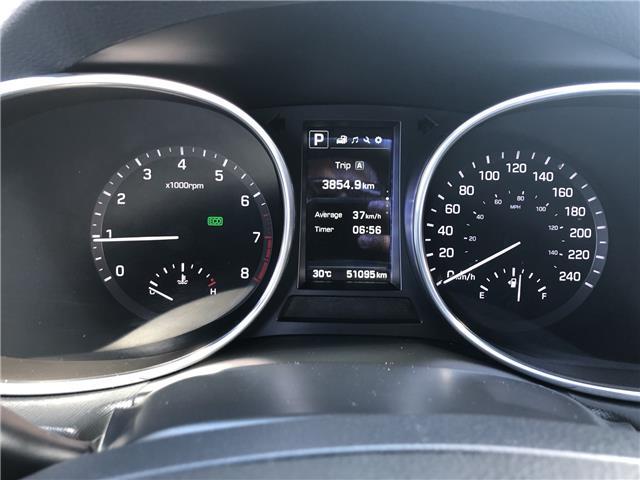 2017 Hyundai Santa Fe Sport 2.0T SE (Stk: 10442) in Lower Sackville - Image 24 of 28
