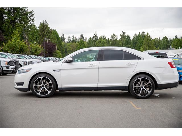 2014 Ford Taurus SEL (Stk: 9F39916B) in Vancouver - Image 4 of 30