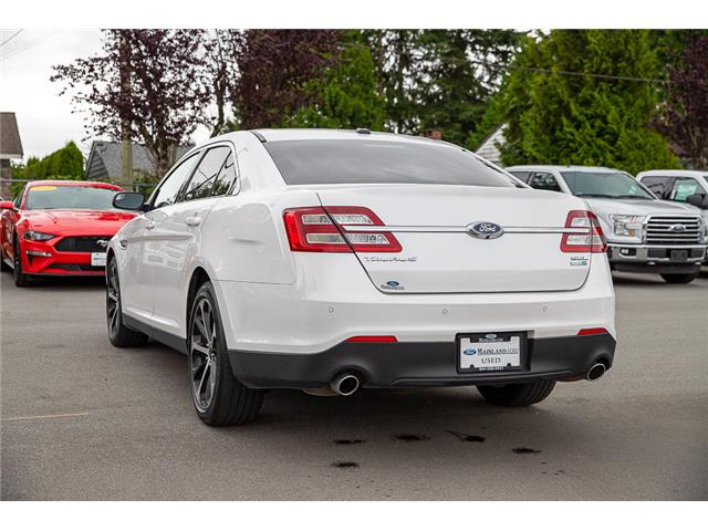 2014 Ford Taurus SEL (Stk: 9F39916B) in Vancouver - Image 5 of 30