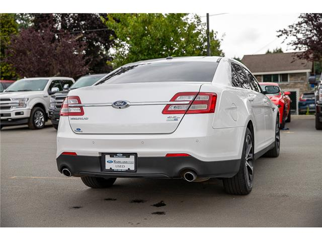 2014 Ford Taurus SEL (Stk: 9F39916B) in Vancouver - Image 7 of 30