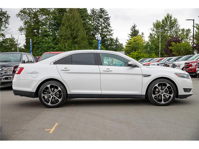 2014 Ford Taurus SEL (Stk: 9F39916B) in Vancouver - Image 8 of 30