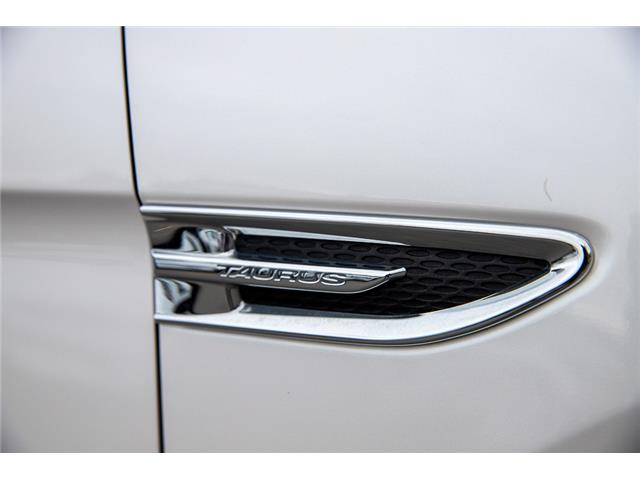 2014 Ford Taurus SEL (Stk: 9F39916B) in Vancouver - Image 9 of 30
