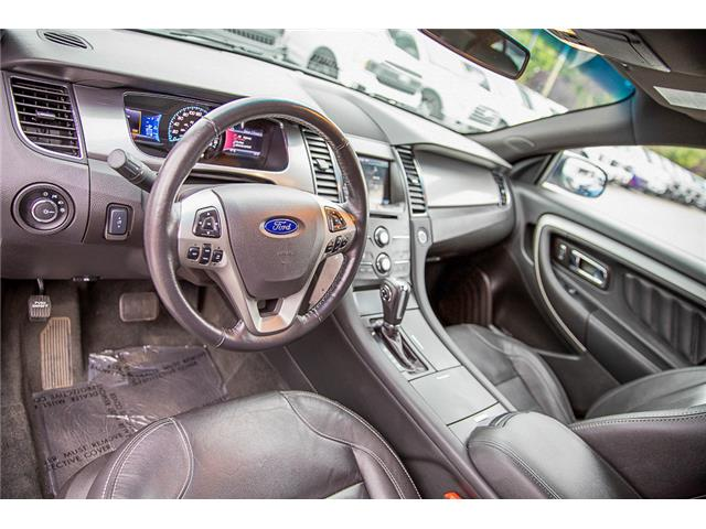 2014 Ford Taurus SEL (Stk: 9F39916B) in Vancouver - Image 15 of 30