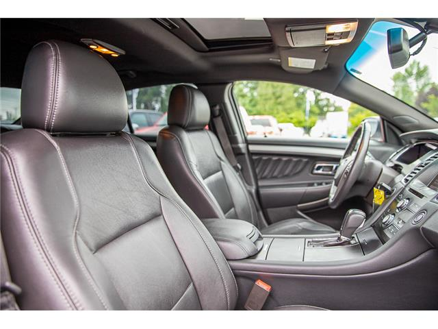2014 Ford Taurus SEL (Stk: 9F39916B) in Vancouver - Image 22 of 30