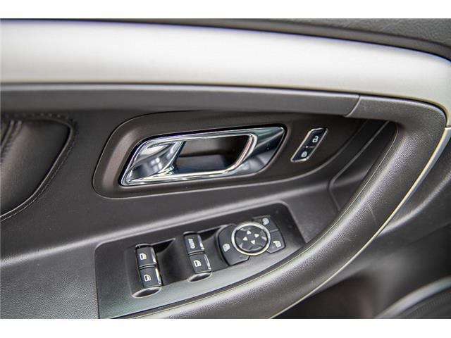 2014 Ford Taurus SEL (Stk: 9F39916B) in Vancouver - Image 24 of 30