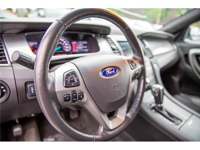 2014 Ford Taurus SEL (Stk: 9F39916B) in Vancouver - Image 25 of 30