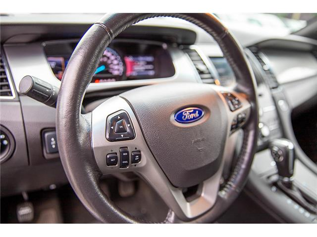 2014 Ford Taurus SEL (Stk: 9F39916B) in Vancouver - Image 26 of 30