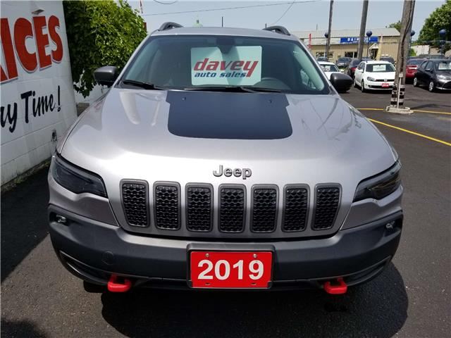 2019 Jeep Cherokee Trailhawk (Stk: 19-457A) in Oshawa - Image 2 of 18