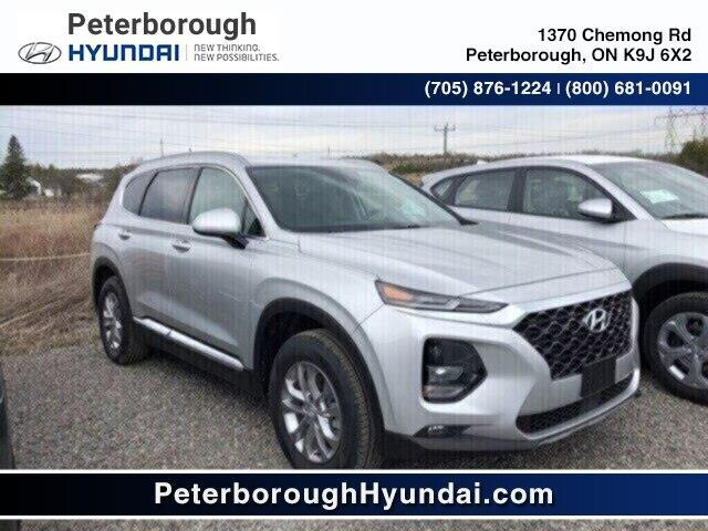 2019 Hyundai Santa Fe ESSENTIAL (Stk: H12052) in Peterborough - Image 1 of 5