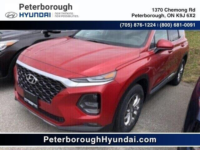 2019 Hyundai Santa Fe ESSENTIAL (Stk: H12011) in Peterborough - Image 1 of 5