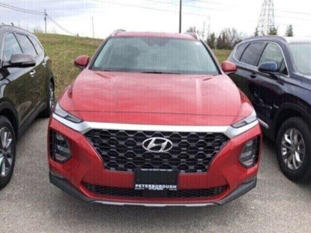 2019 Hyundai Santa Fe ESSENTIAL (Stk: H12011) in Peterborough - Image 2 of 5