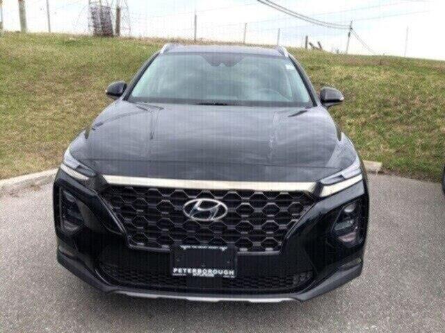 2019 Hyundai Santa Fe Preferred 2.0 (Stk: H11843) in Peterborough - Image 2 of 5