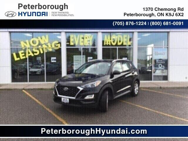 2019 Hyundai Tucson Preferred (Stk: H11903) in Peterborough - Image 1 of 18