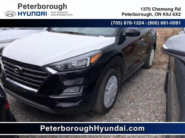 2019 Hyundai Tucson Luxury (Stk: H12053) in Peterborough - Image 1 of 5