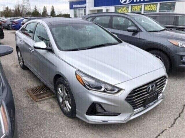 2019 Hyundai Sonata Luxury (Stk: H11870) in Peterborough - Image 3 of 5