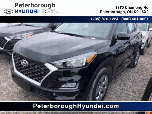 2019 Hyundai Tucson Essential w/Safety Package (Stk: H12021) in Peterborough - Image 1 of 5