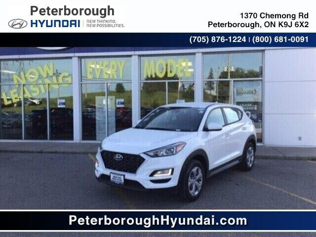 2019 Hyundai Tucson Essential w/Safety Package (Stk: H11894) in Peterborough - Image 1 of 16