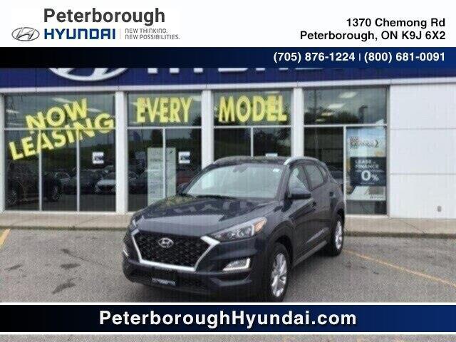 2019 Hyundai Tucson Preferred (Stk: H11958) in Peterborough - Image 1 of 22