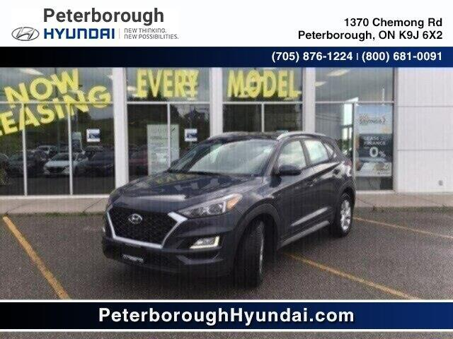 2019 Hyundai Tucson Preferred (Stk: H12041) in Peterborough - Image 1 of 21