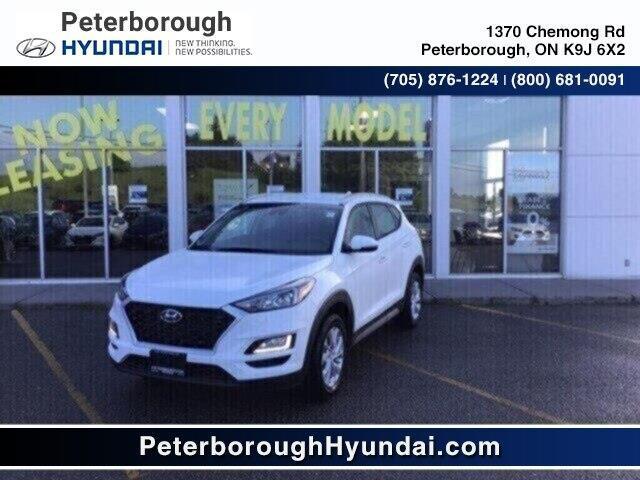 2019 Hyundai Tucson Preferred (Stk: H11890) in Peterborough - Image 1 of 19