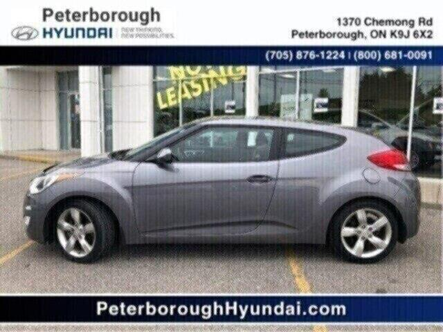 2015 Hyundai Veloster Base (Stk: H12108A) in Peterborough - Image 2 of 22