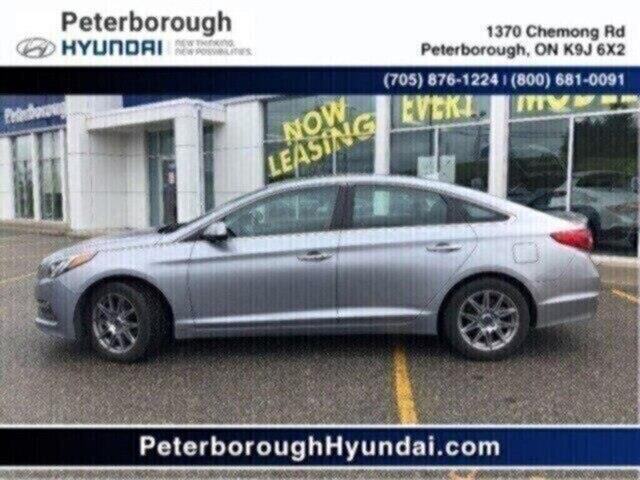 2017 Hyundai Sonata GLS (Stk: H10853) in Peterborough - Image 2 of 25