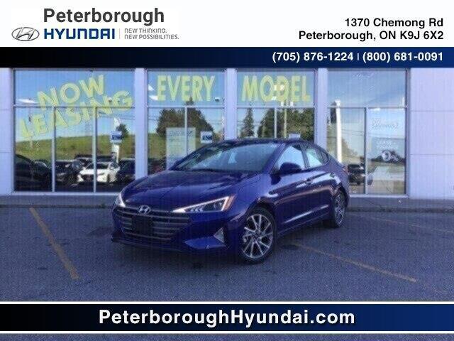 2020 Hyundai Elantra Preferred (Stk: H12134) in Peterborough - Image 1 of 17
