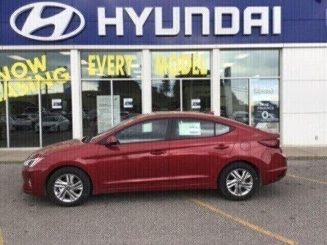 2020 Hyundai Elantra  (Stk: H12150) in Peterborough - Image 3 of 12