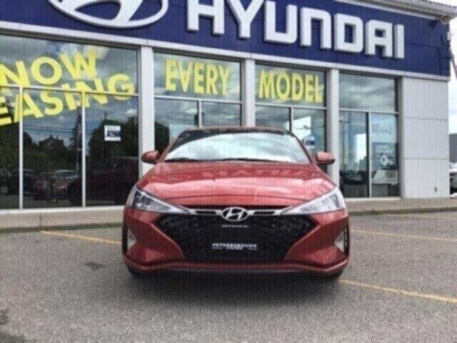 2019 Hyundai Elantra Sport (Stk: H12130) in Peterborough - Image 3 of 17