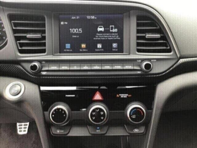 2019 Hyundai Elantra Sport (Stk: H12130) in Peterborough - Image 10 of 17