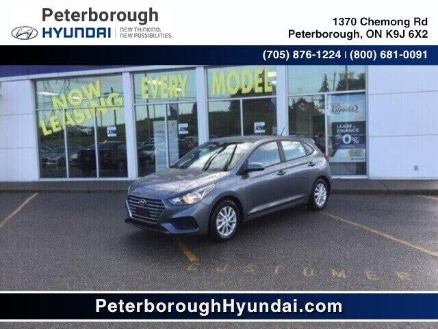 2019 Hyundai Accent  (Stk: H12153) in Peterborough - Image 1 of 22