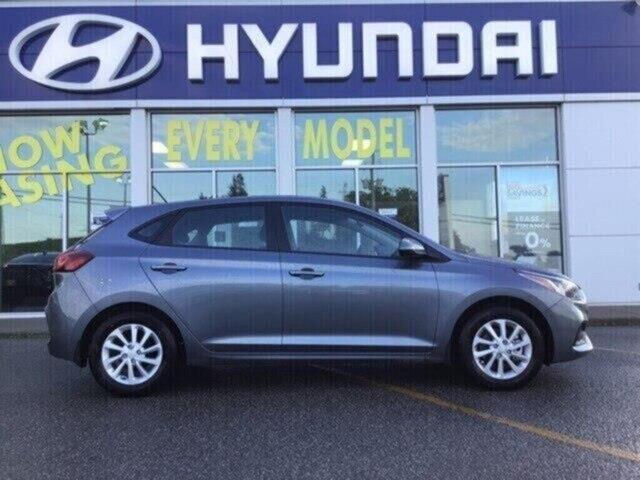 2019 Hyundai Accent  (Stk: H12153) in Peterborough - Image 5 of 22