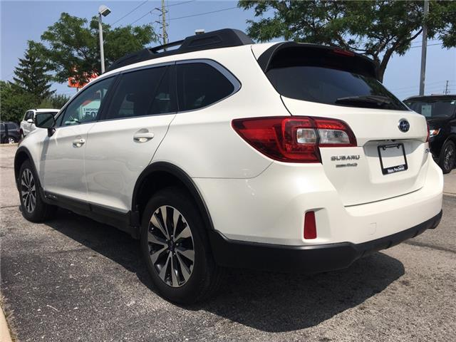 2015 Subaru Outback 2.5i Limited Package (Stk: 1714W) in Oakville - Image 5 of 30
