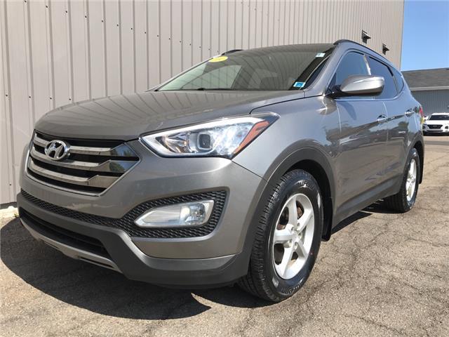 2014 Hyundai Santa Fe Sport 2.0T Limited (Stk: U3460) in Charlottetown - Image 1 of 22