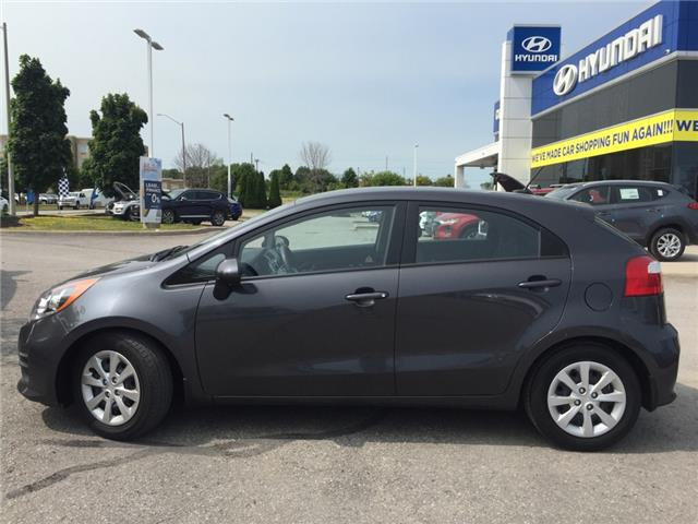 2016 Kia Rio LX+ (Stk: U916) in Clarington - Image 2 of 16