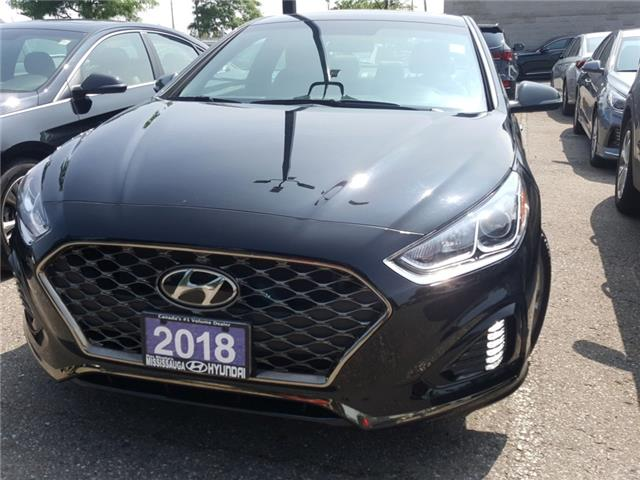 2018 Hyundai Sonata 2.4 Sport (Stk: OP10358) in Mississauga - Image 1 of 15