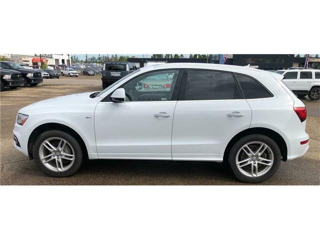 2015 Audi Q5 2.0T Technik (Stk: P1008) in Edmonton - Image 1 of 16