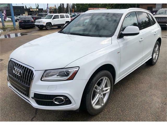 2015 Audi Q5 2.0T Technik (Stk: P1008) in Edmonton - Image 2 of 16