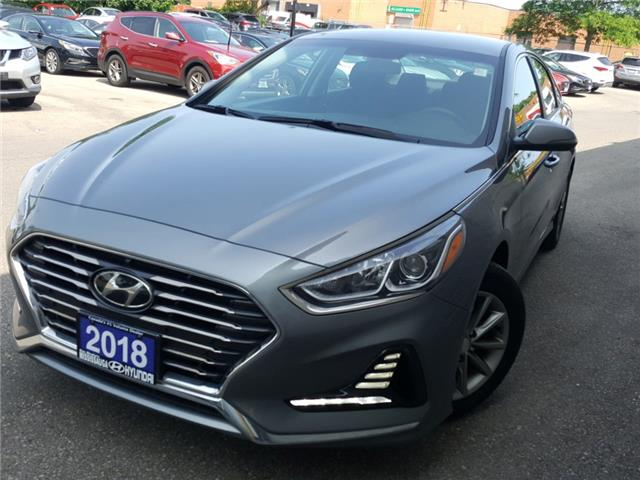 2018 Hyundai Sonata GL (Stk: OP10371) in Mississauga - Image 1 of 12