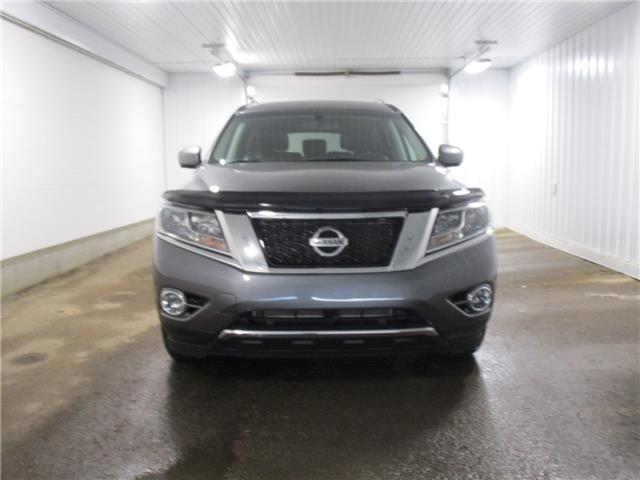 2015 Nissan Pathfinder Platinum (Stk: 1837532) in Regina - Image 2 of 34