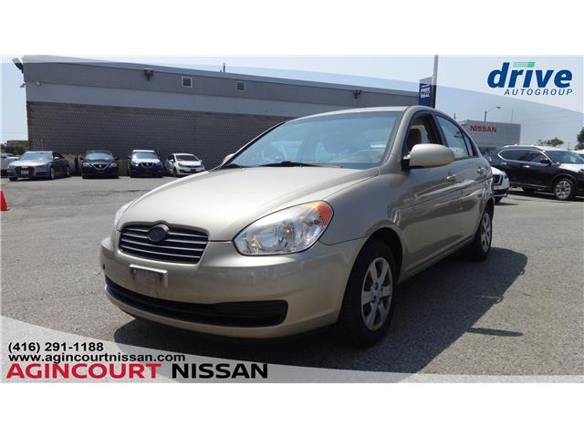 2008 Hyundai Accent GL (Stk: KY344062A) in Scarborough - Image 1 of 12
