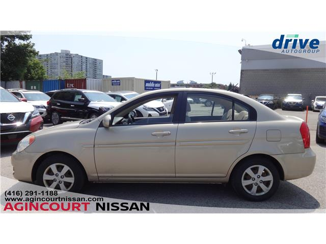 2008 Hyundai Accent GL (Stk: KY344062A) in Scarborough - Image 2 of 12