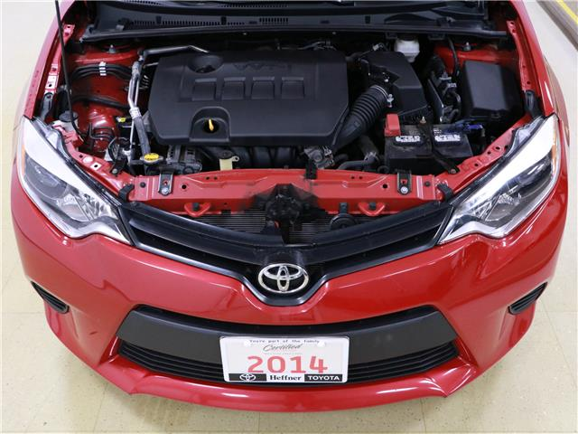 2014 Toyota Corolla LE (Stk: 195628) in Kitchener - Image 27 of 31