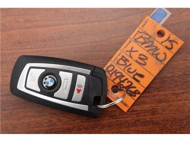 2015 BMW X3 xDrive28i (Stk: 219426B) in Huntsville - Image 34 of 35