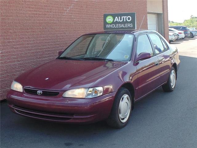 1998 Toyota Corolla CE (Stk: N415AP) in Charlottetown - Image 1 of 6
