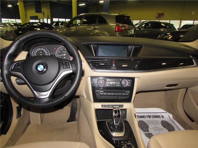 2015 BMW X1 xDrive28i (Stk: 5594) in North York - Image 11 of 17